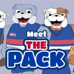 Bulldogs 'The Pack'