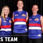 Bulldogs Women's Team