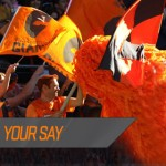 Giants 'Your Say'