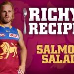 Brisbane Lions 'Richy's Recipes'