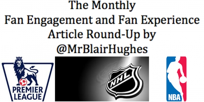 100+ Fan Engagement and Fan Experience Articles From May 2016