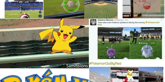 19 Cool Pokemon Go Fan Engagement Examples From Sports Teams