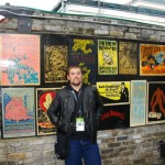 Promoting Brisbane Sounds at SXSW, Austin, 2010