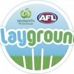 Woolworths AFL Playground