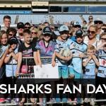 Sharks Fan Day