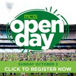 MCG Open Day 2016