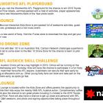 AFL Kids Zone