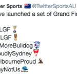 Twitter GF Emoji's