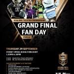 NRL Grand Final Fan Day