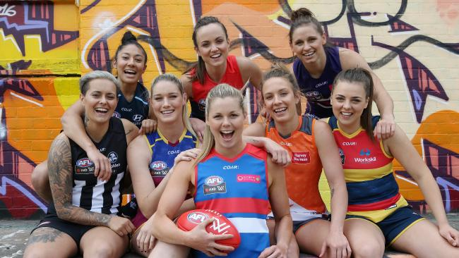 AFL Women's Players