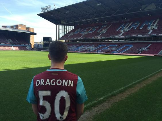 West Ham eSports Player