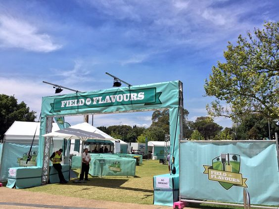 Cricket Australia 'Field of Flavours'