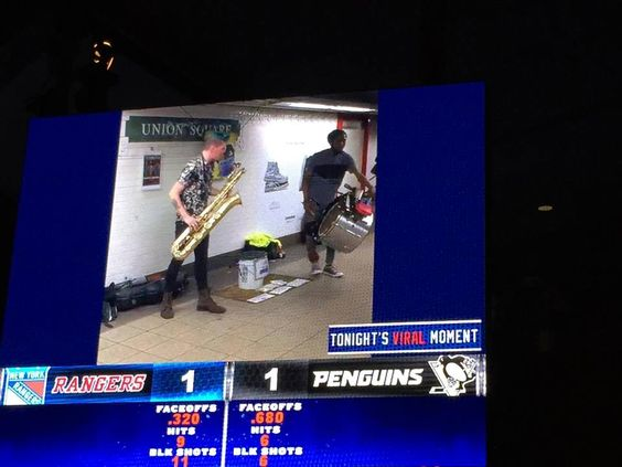 NY Islanders NHL 'Viral Moment'
