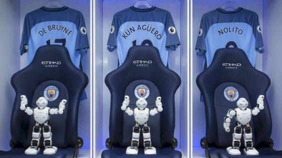 MCFC Robots