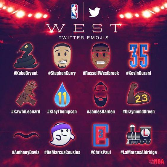 NBA Twitter Emoji's