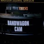 NY Knicks Bandwagon Cam