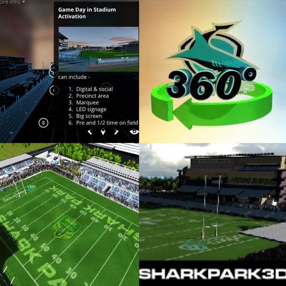 Cronulla Sharks 360