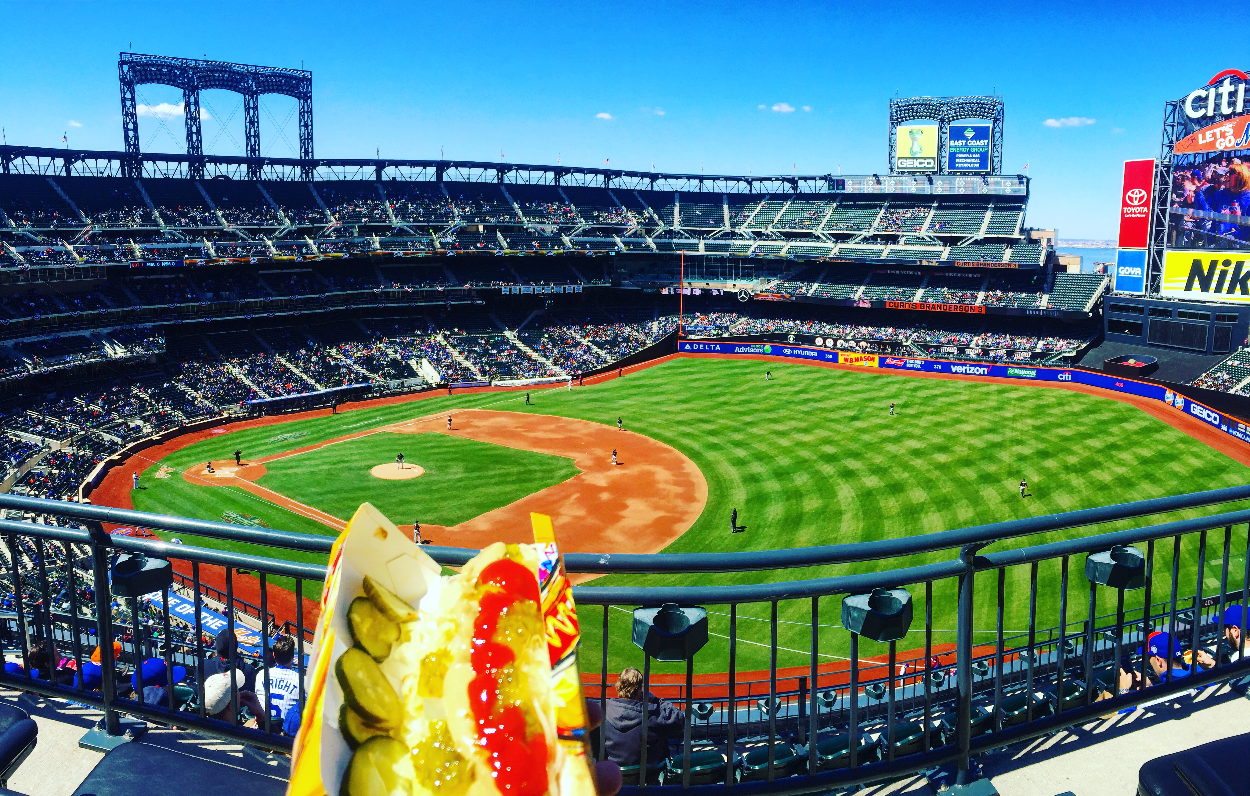 Fun times at Citi Field, NY Mets