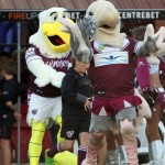 Sea-Eagles mascots