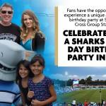 Sharks Parties