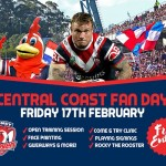 Roosters Fan Day