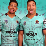 Auckland 9's NZ inspired jerseys