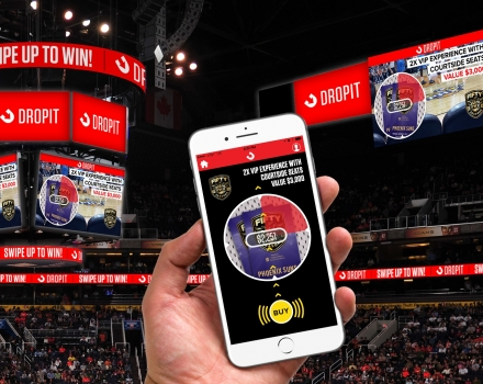 Sport Techie Articles #5: DROPIT Partners With Phoenix Suns On In-Arena Reverse Auctions