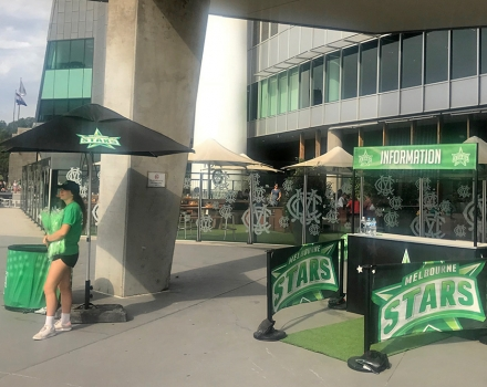 Big Bash, Big Fun at Melbourne Stars BBL