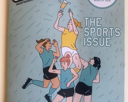 Froth Beer Magazine: 'Beer In Stadiums: Give Beer A Sporting Chance'