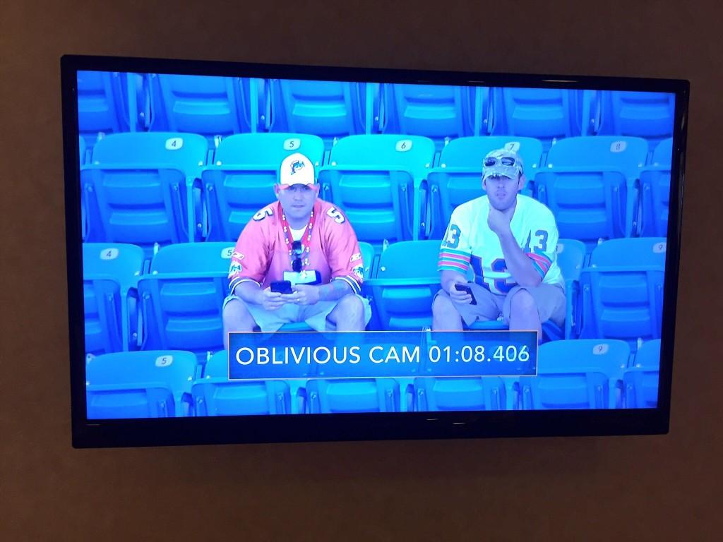 Oblivious Cam