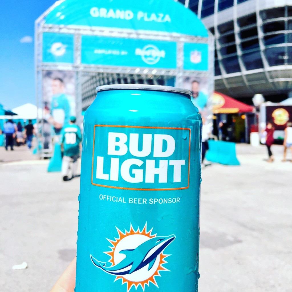 Dolphins Beer