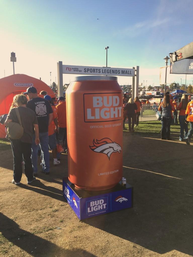 Broncos beer