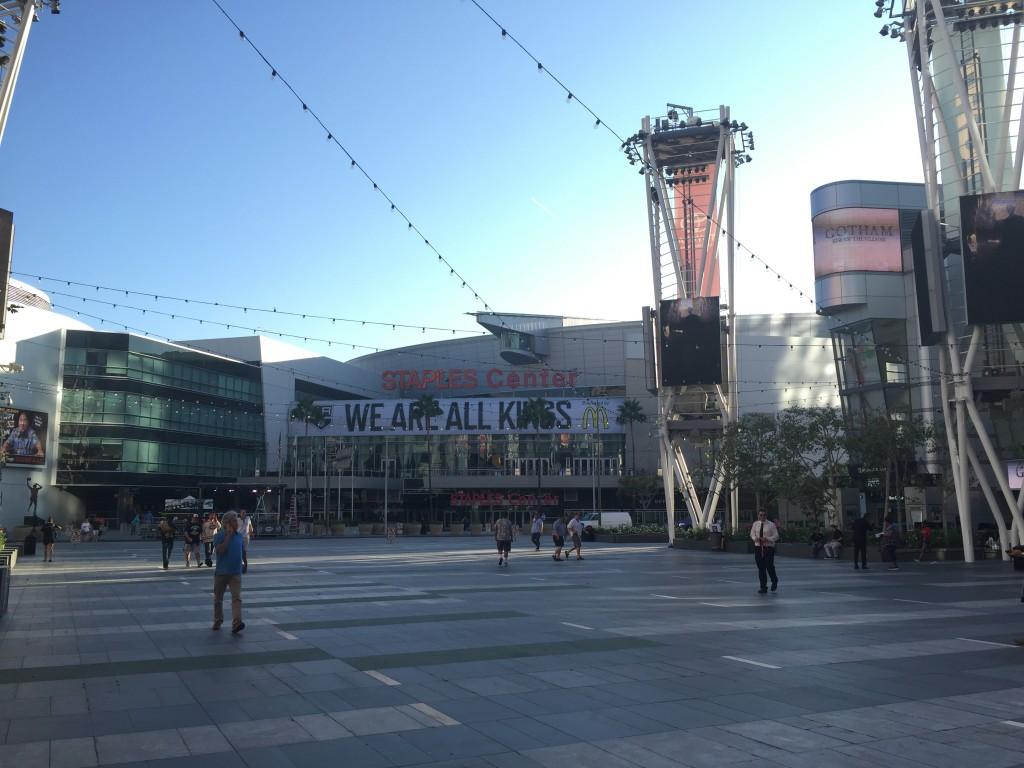 LA Live Area