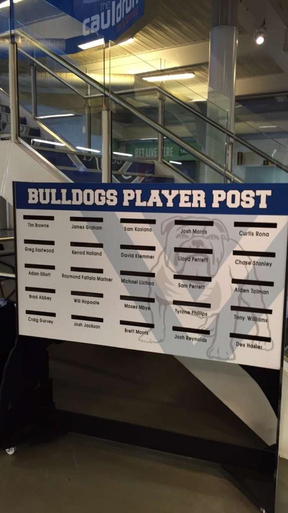 Bulldogs NRL