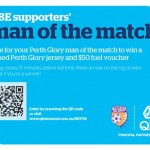 Perth Glory Fan Engagement Idea