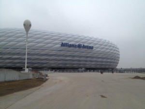 Meeting at Allianz Arena, Munich