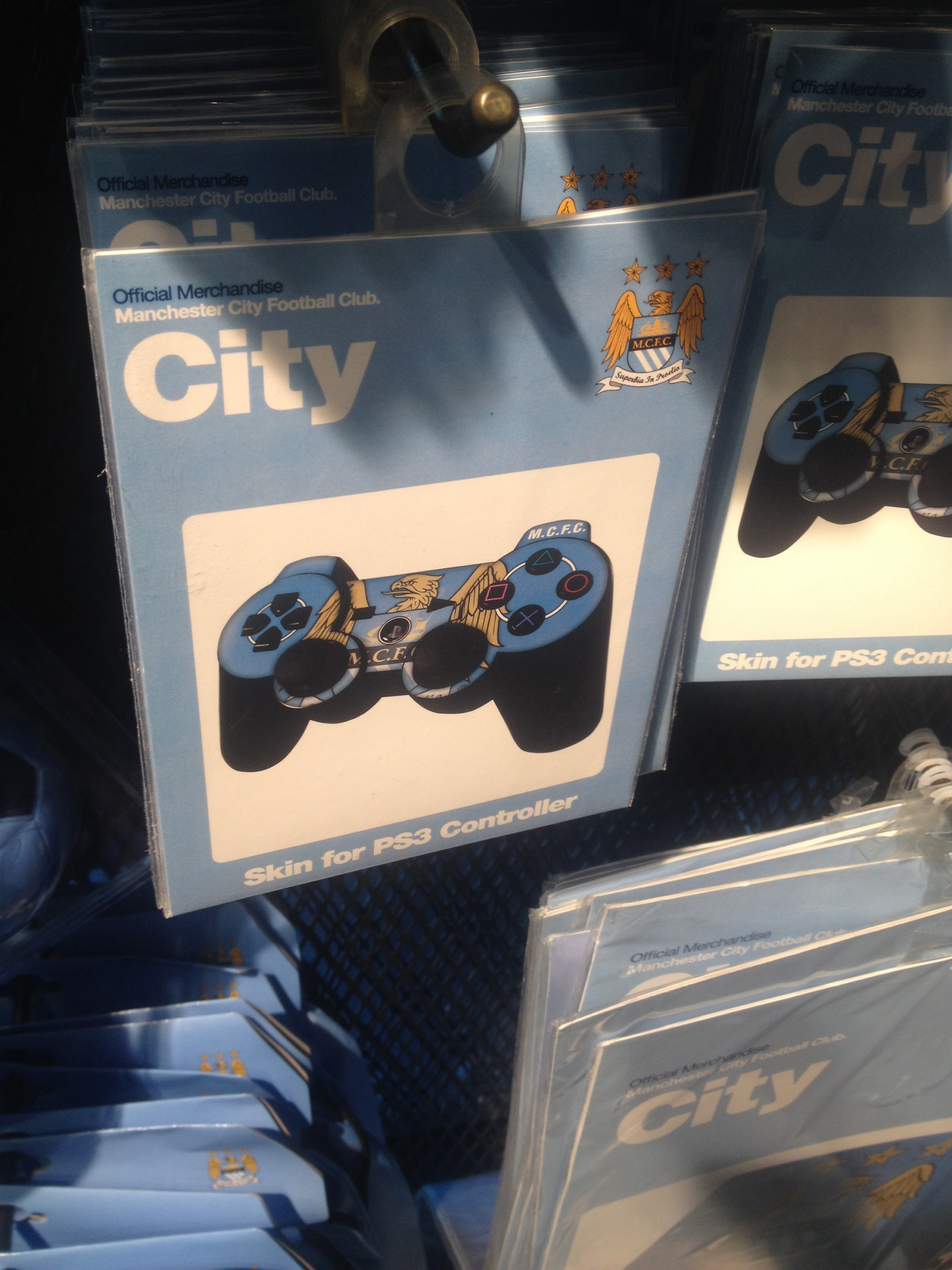 PS3 console skins