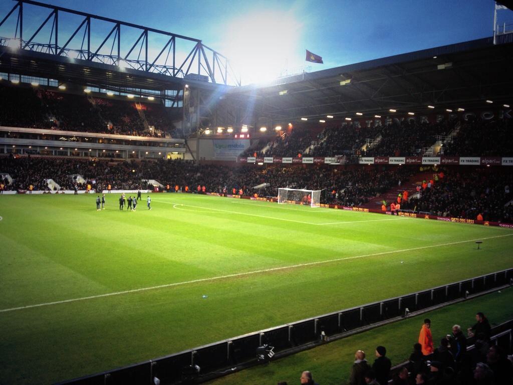 West Ham HT