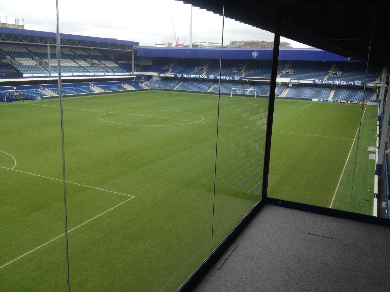 Sky Sports box view