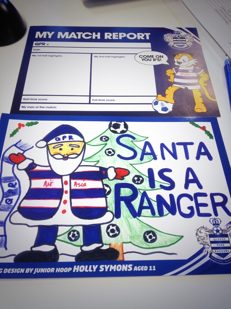 QPR fan engagement