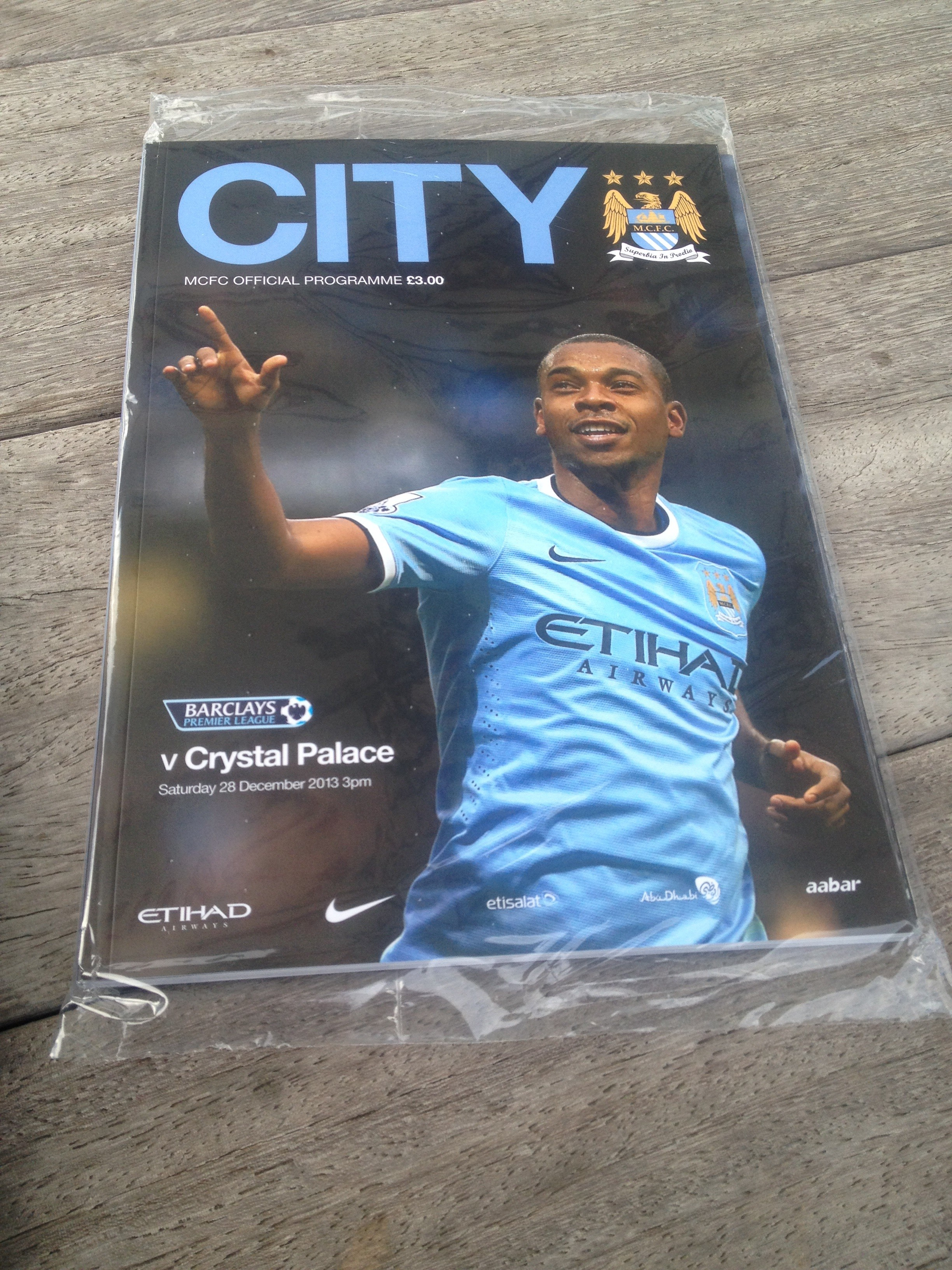 City Vs Palace program