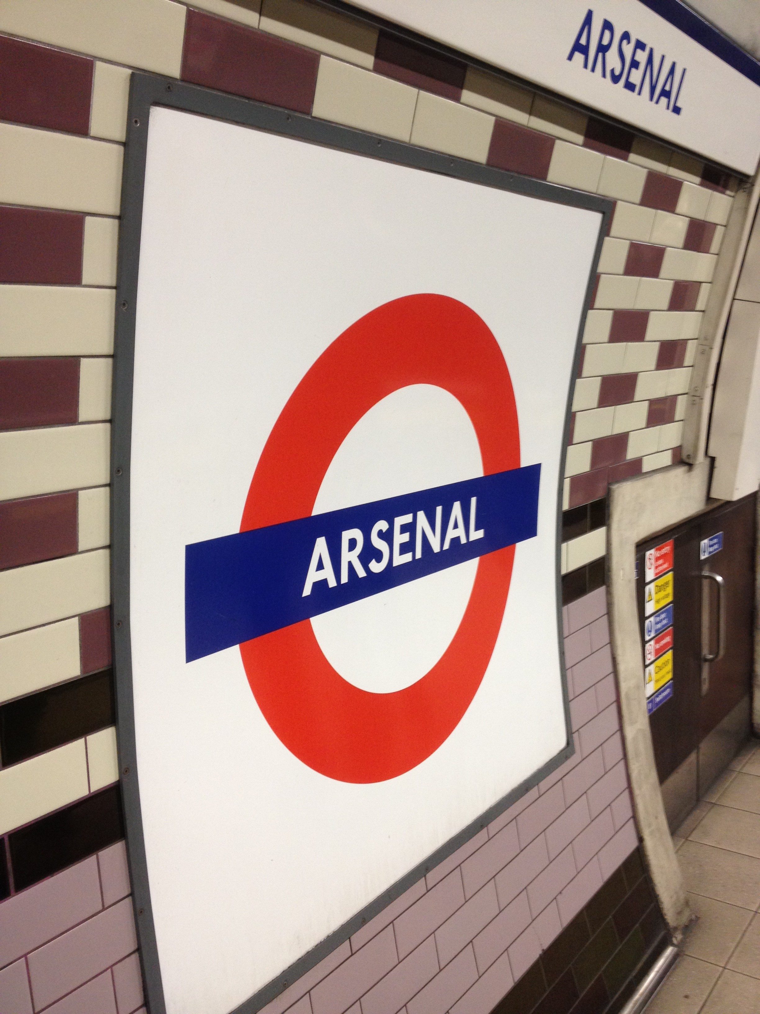 Arsenal Tube