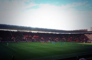 Southampton FC VS Tottenham