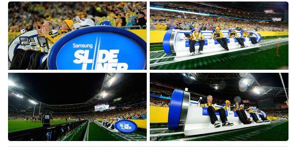 The SlideLiner