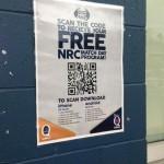 NRC Rugby QR Code program