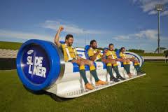 SlideLiner at ANZ Stadium