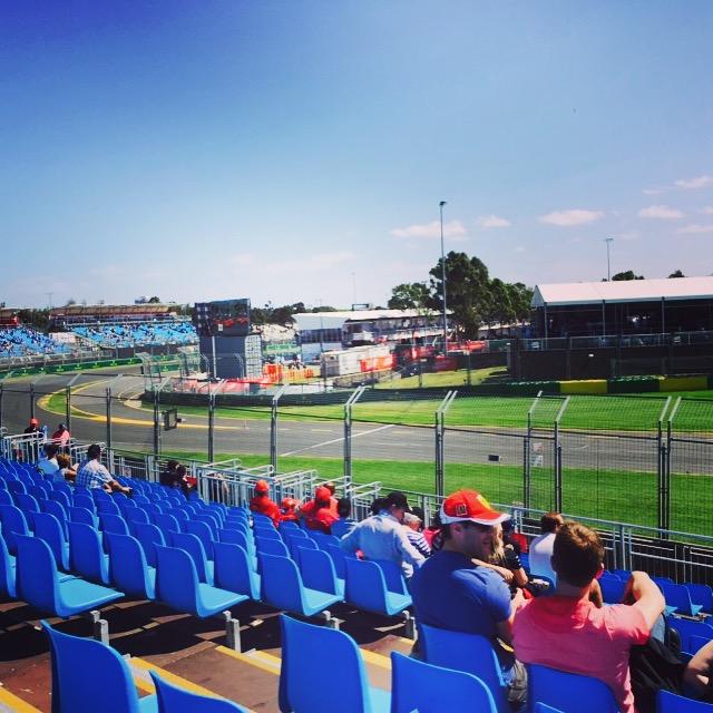 2015 AUS F1 Grand Prix