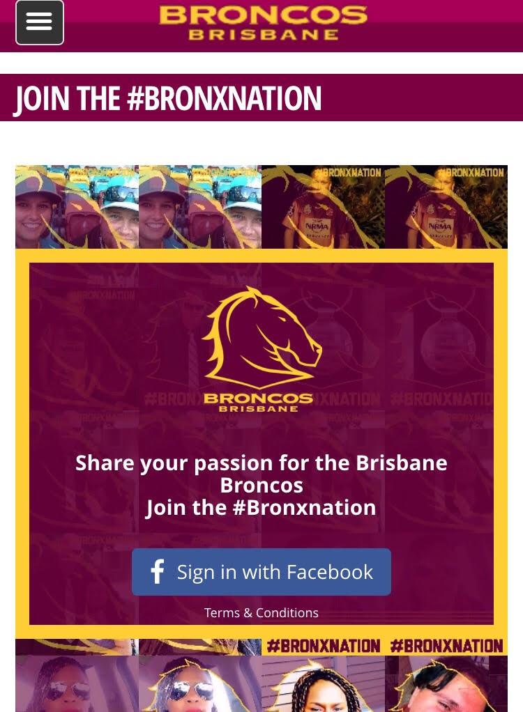 Broncos-ify Facebook Pic