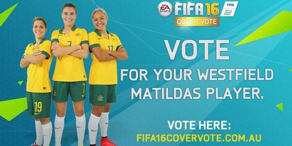 EA Sports/ Matildas