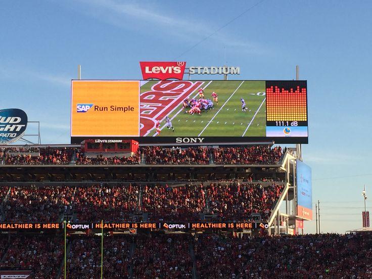 49ers/ Levis Stadium
